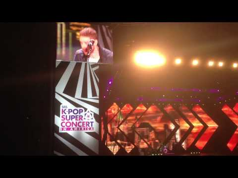 Crash your Party - Karmin @ K Pop Super Concert