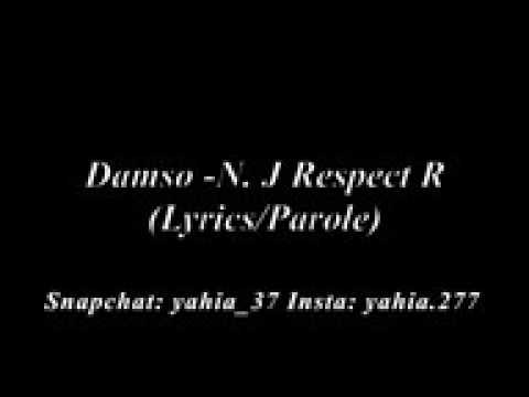 NJ R RESPECT DAMSO TÉLÉCHARGER