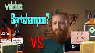 Welches Bartshampoo WIRKLICH geeignet ist | Bartshampoo kaufen | Bartseife