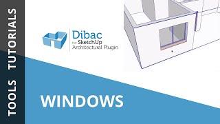 Sketchup Window Plugin