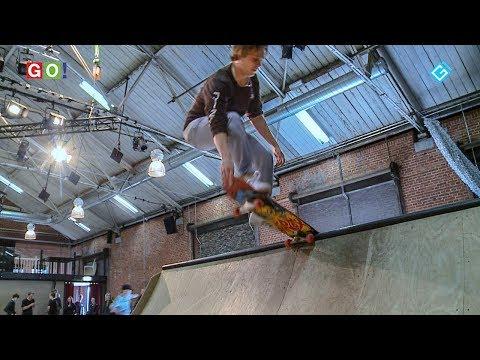 Skaten, een spel of een sport - RTV GO! Omroep Gemeente Oldambt