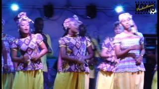 Folk song at Petite Martinique Whitsuntide Regatta Festival