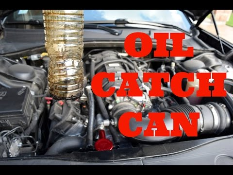 Video Oil Catch Can Benefits! Dodge Charger R/T [Billet Technologies]