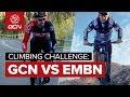 Road Bike Vs E Bike Col De La Madone Climbing Challenge