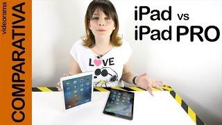 Apple iPad Pro vs iPad 2017 -enemigos en familia-