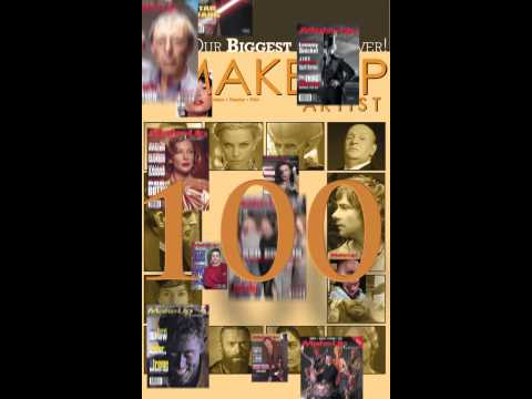 Makeup Artist Magazine Issue 100 Cover