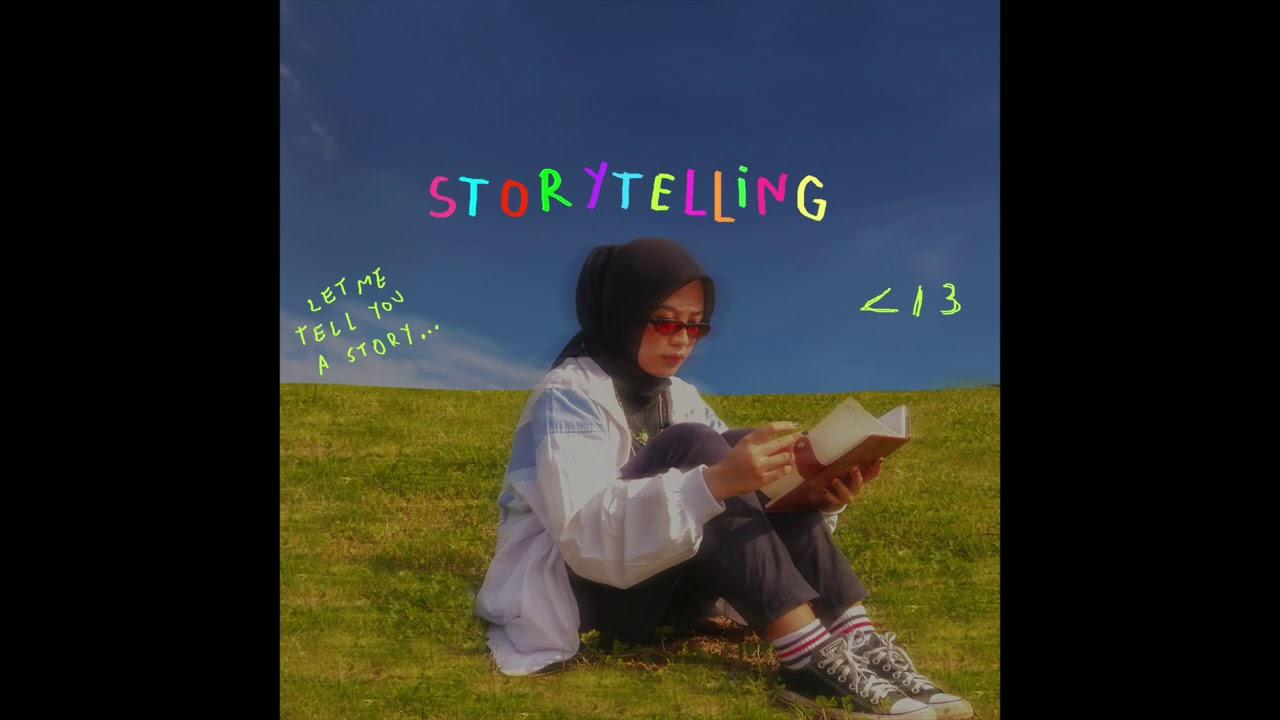 Lirik Lagu Storytelling - Aya dan Terjemahan