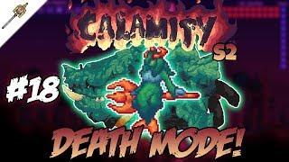 terraria calamity mod leviathan fight - TH-Clip