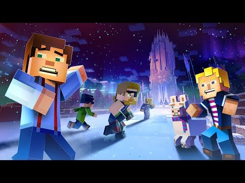 Minecraft: Story Mode - Season Two - EPISODE TWO TRAILER thumbnail