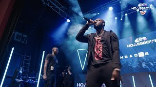 Headie One   18HUNNA | Homegrown Live With Vimto | Capital XTRA