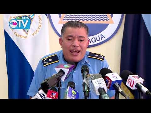 Policía Nacional esclarece incendio ocurrido en capilla de la Sangre de Cristo