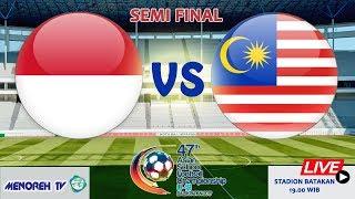 INDONESIA PELAJAR U-18 VS MALAYSIA U-18 | 47th AFSC U-18/2019