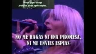doro and lemmy killmister love me forever subtitulado  en español