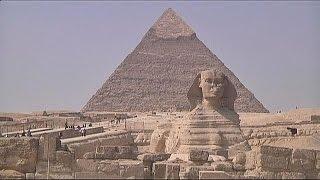Робот відкриває таємниці давньоєгипетських пірамід - hi-tech