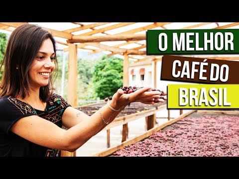 FAZENDA NINHO DA ÁGUIA - O MELHOR CAFÉ DO MUNDO ESTÁ EM ALTO CAPARAÓ - MINAS GERAIS
