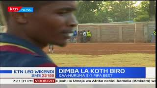 Timu ya Gaa- Huruma yafuzu fainali katika dimba la Koth Biro