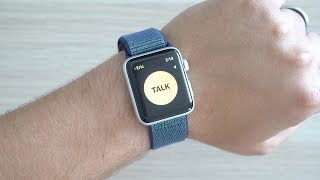 Everything New in watchOS 5: Walkie-Talkie, Apple Podcasts, Siri Shortcuts, & More...