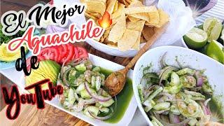 El Mejor AGUACHILE de YouTube 🔥🔥🔥🔥🔥🔥   Fuego en La Cocina