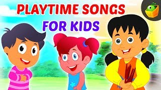 Playground Song | If You Are Happy | + More Playtime songs for kids | Magicbox English