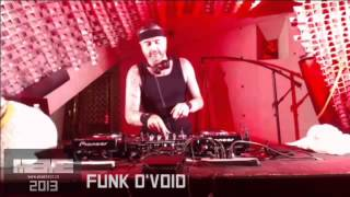 Funk D'Void - Live @ The Cube x MEME 2013