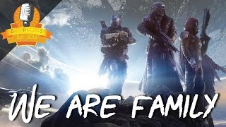 Destiny Rap Song: We Are Family - Happy New Year | Daddyphatsnaps