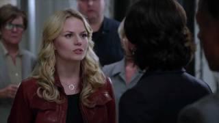Regina propose Sidney au poste de Shérif et Emma s'en mêle VO