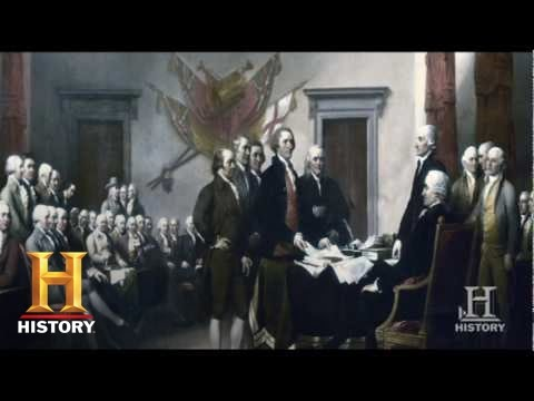 America the Story of Us: Declaration of Independence | History