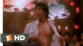 Dragon: The Bruce Lee Story (110) Movie CLIP   Fighting The Sailors (1993) HD