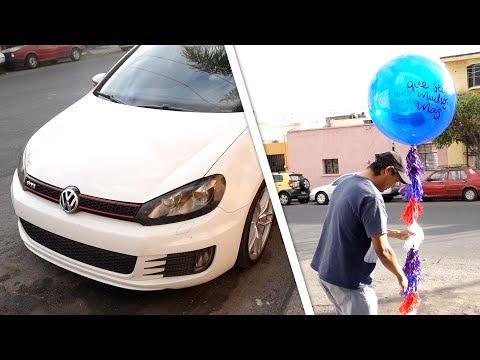 Una GRAN SORPRESA y VI MI EX CARRO  Alfalta90 Vlog