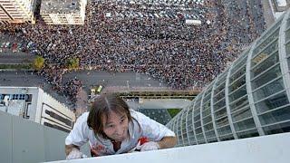 अद्भुत कारनामे करने वाले गजब के साहसी लोग। Unbelievable Stunt/Work People Have Done.