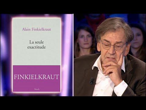 """Alain Finkielkraut : """"Il y a un niveau de francophobie aujourd'hui en France qui n'avait pas d'équivalent avant."""""""