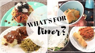 WHAT'S FOR DINNER | QUICK AFFORDABLE MEALS | REAL LIFE WHATS FOR DINNER | THE WELDERS WIFE