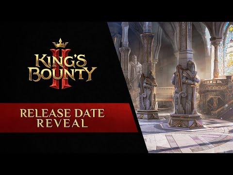 King's Bounty II : Trailer avec nouvelle date de sortie