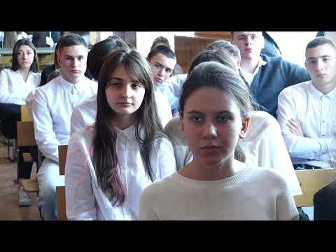 Красносулинский городской прокурор встретился с учениками МБОУ гимназия №1
