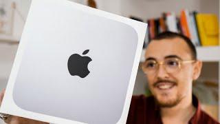 Il mio nuovo MAC MINI 2020 (M1) - Unboxing Big Sur(ry)