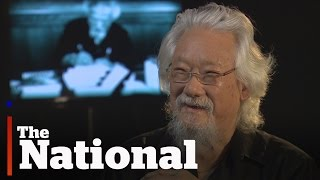 David Suzuki reflects on his last 80 years