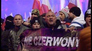 """Marsz Niepodległości 2019. """"Naziole Won"""""""