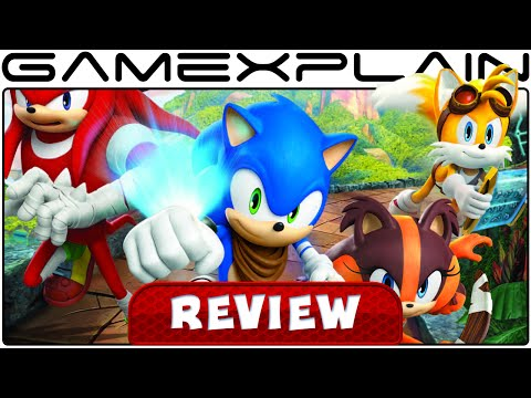 Sonic Boom: Shattered Crystal - Video Review (3DS) - YouTube video thumbnail