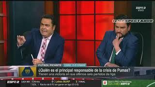 Analisis Del TIGRES Vs PUMAS - Jornada 13 Clausura 2019 - Futbol Picante