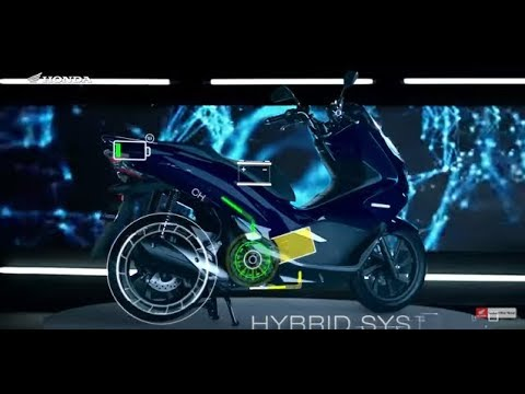 Video Product PCX Hybrid 2018