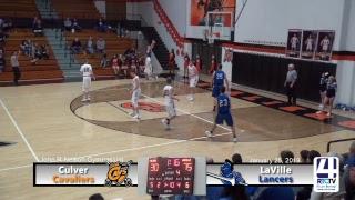 Culver Boys Varsity Basketball vs LaVille