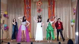 ВОЛЬТ - DIVA (Glee Cast version)