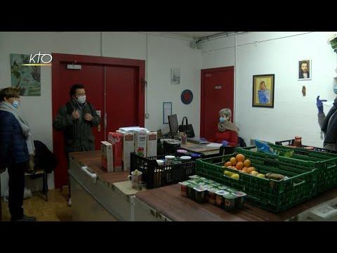 Aide alimentaire : à Paris, le Relais Ozanam aide les plus précaires
