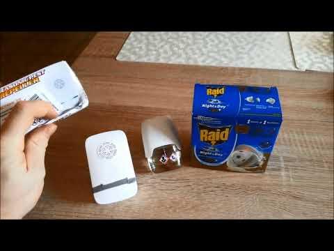 Schnakenstiche vermeiden | Mückenstiche vermeiden | Raid Mückenstecker Test und Wirkung