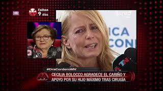 ¡Madre feliz! Dra. Cordero analiza las reacciones de Cecilia Bolocco tras cirugía de su hijo