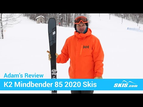 Video: K2 Mindbender 85 Skis 2020 1 40
