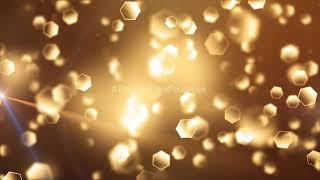 golden particles background hd | sparkling background effects | gold motion background #RoyaltyFree