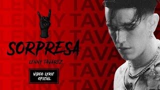 Lenny Tavárez - Sorpresa (Official Letra /Lyrics)