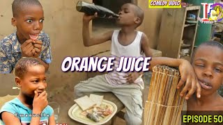 ORANGE JUICE (Mark Angel comedy)(Izah Funny Comedy)(Episode 50)