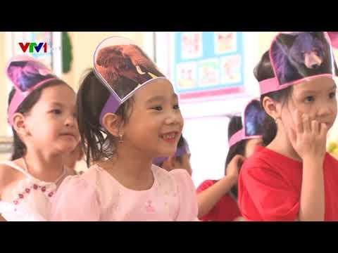 Trường mầm non Hoa Mai, tp Lào Cai học tập và làm theo Bác